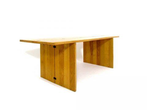 cassina la barca piero de martini vintage design iconicdesign furniture table wood iconic design