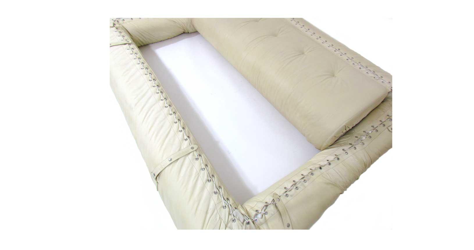 anfibio sofa vintage design iconicdesign furniture leather alessandro becchi giovannetti