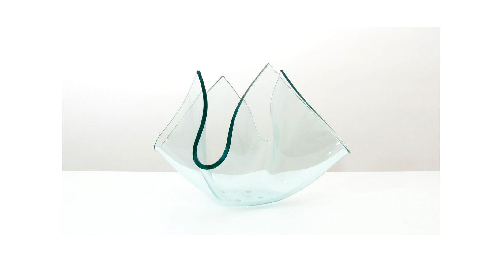 cartoccio fontanaArte vetro glass design fontana arte cristallo pietro chiesa