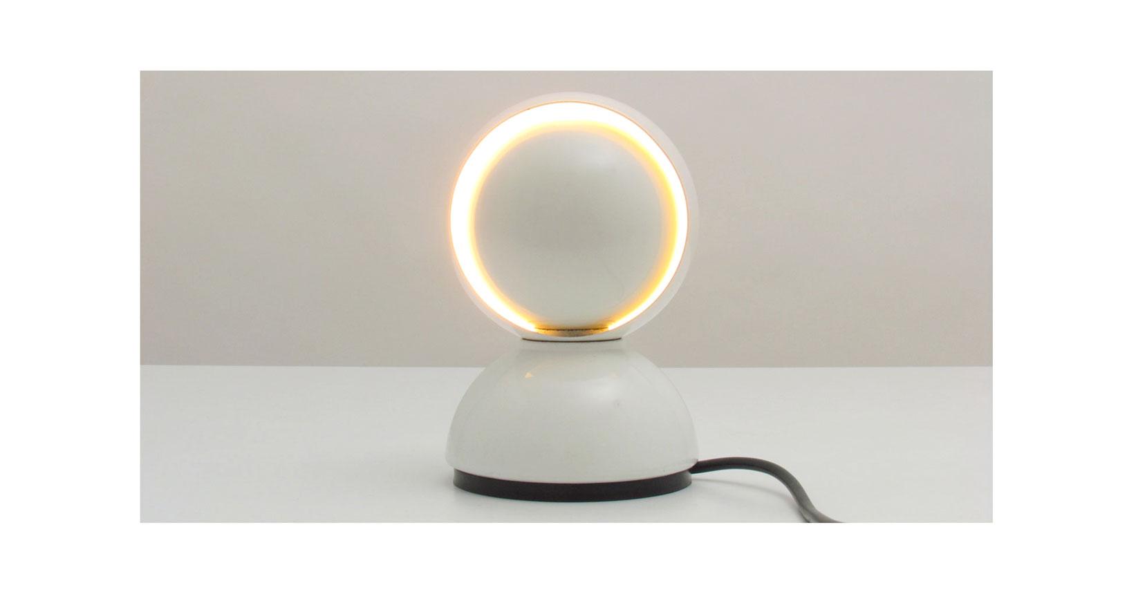 eclisse lamp vintage furniture iconic design lighting lampada vico magistretti artemide