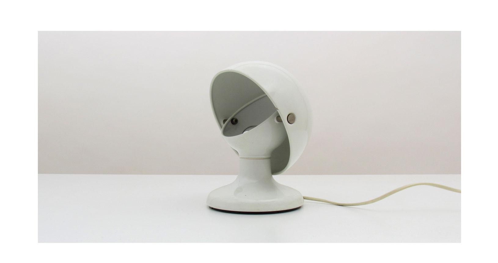 jucker white lamp