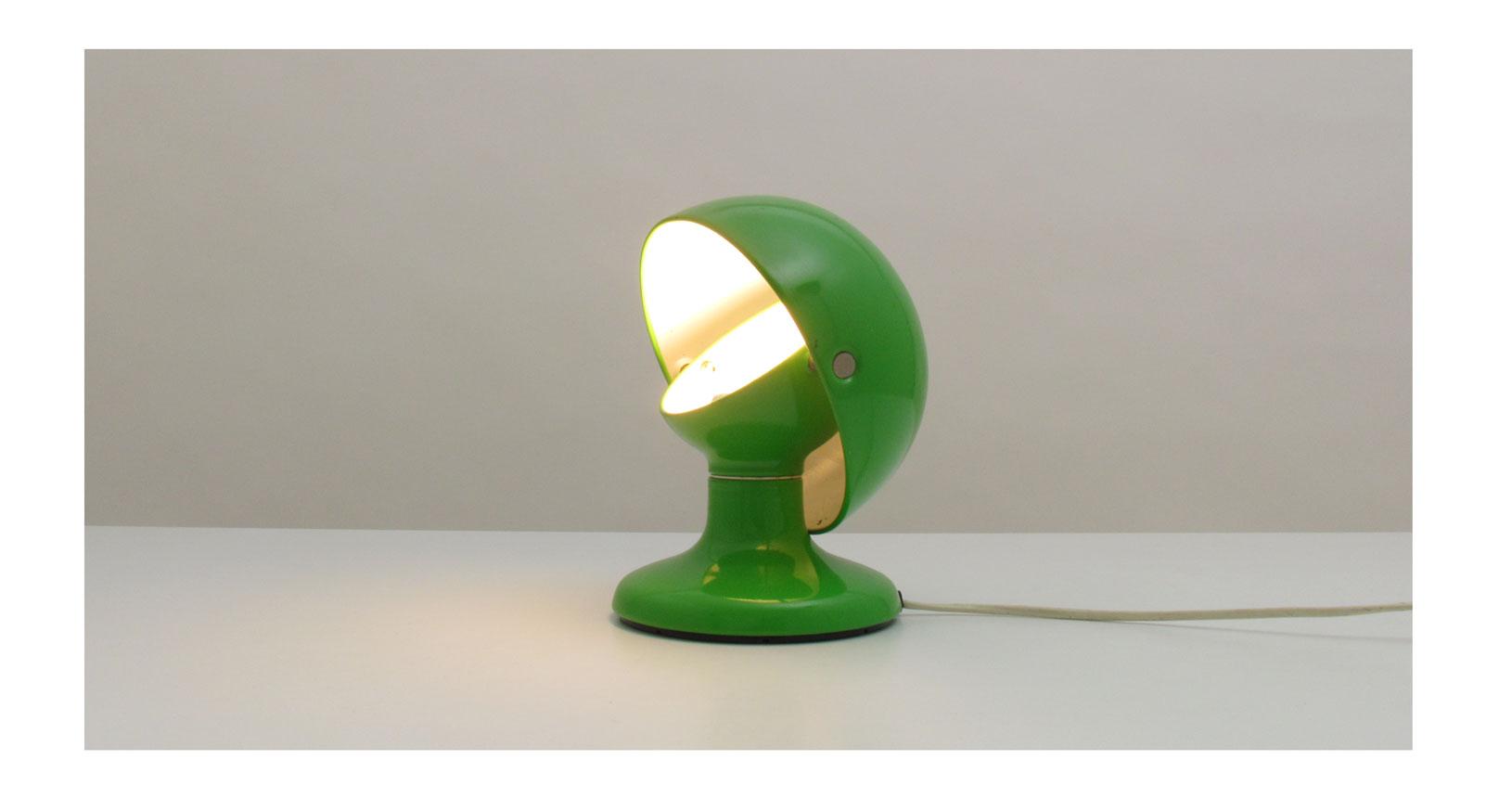 jucker lamp green