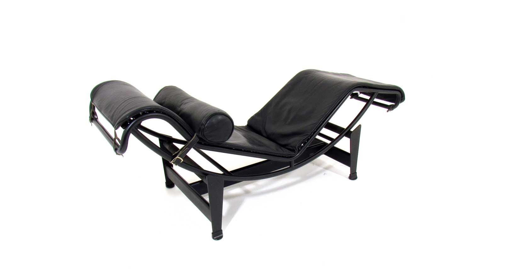 lc4 chaise lounge cassina pelle leather chair armchair seduta relax sofa vintage iconic design furniture le corbusier