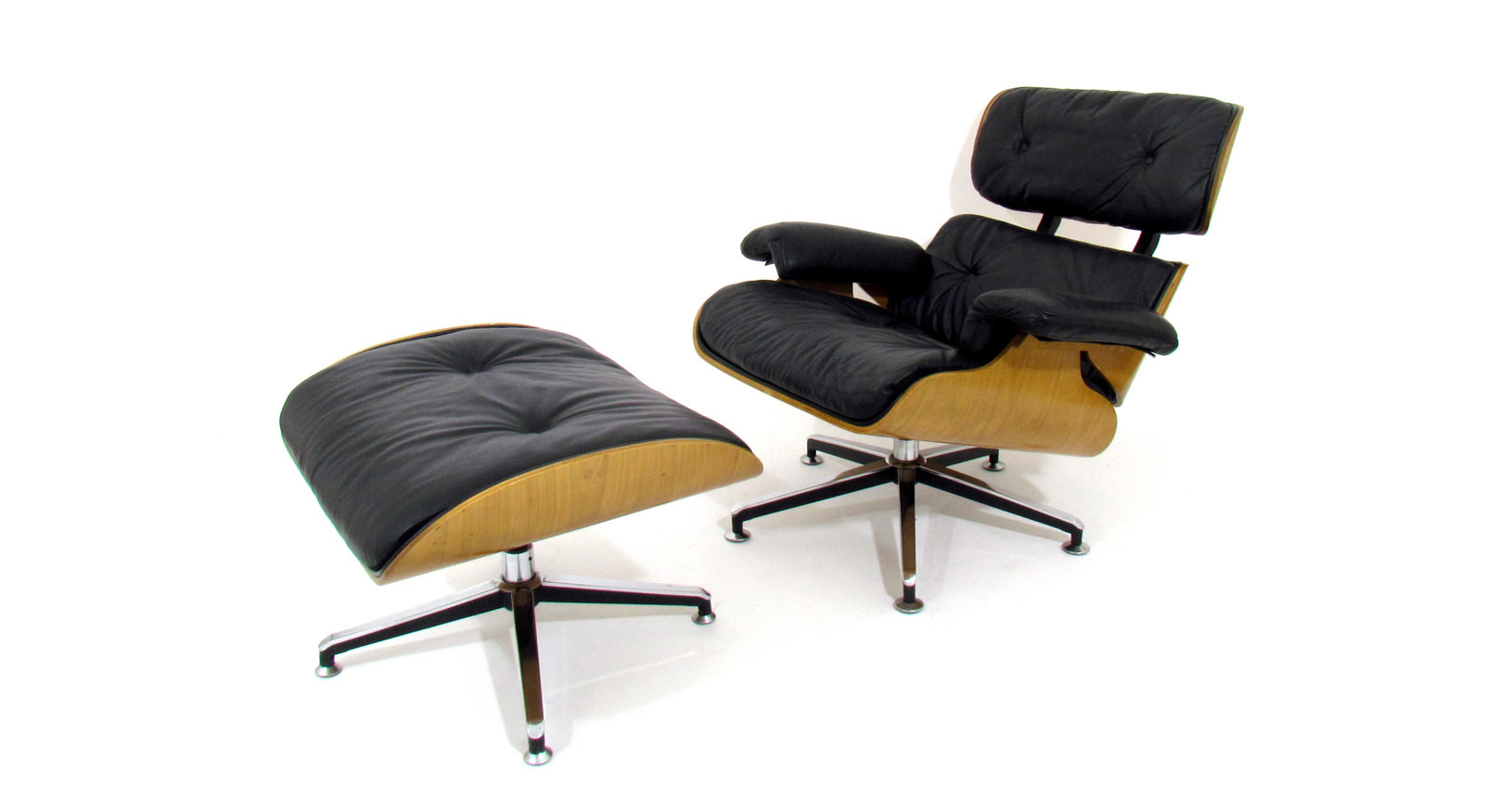 Lounge chair eames vitra charles ray herman miller