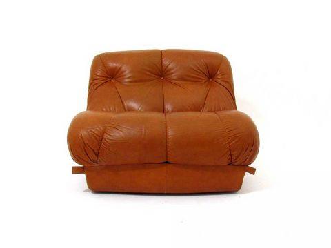 nuvolone sofa vintage design iconicdesign furniture mimo rino maturi leather