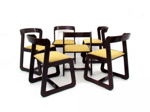 willy rizzo chair mario sabot wooden chair seat vintage iconic design furniture camaleonda soriana cassina sedia legno