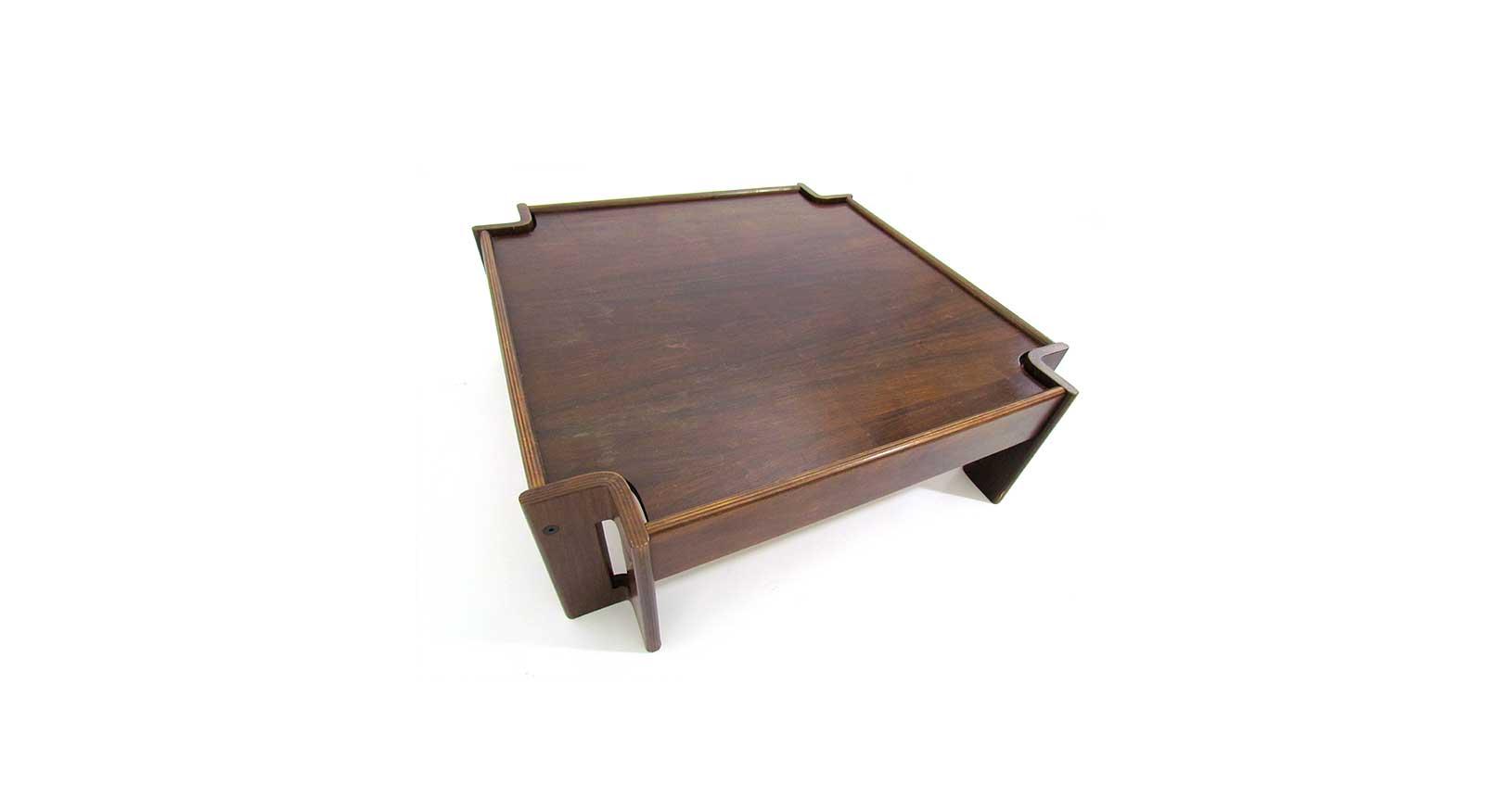 zelda table wood poltronova sergio asti design coffee iconicdesign iconic design furniture vintage