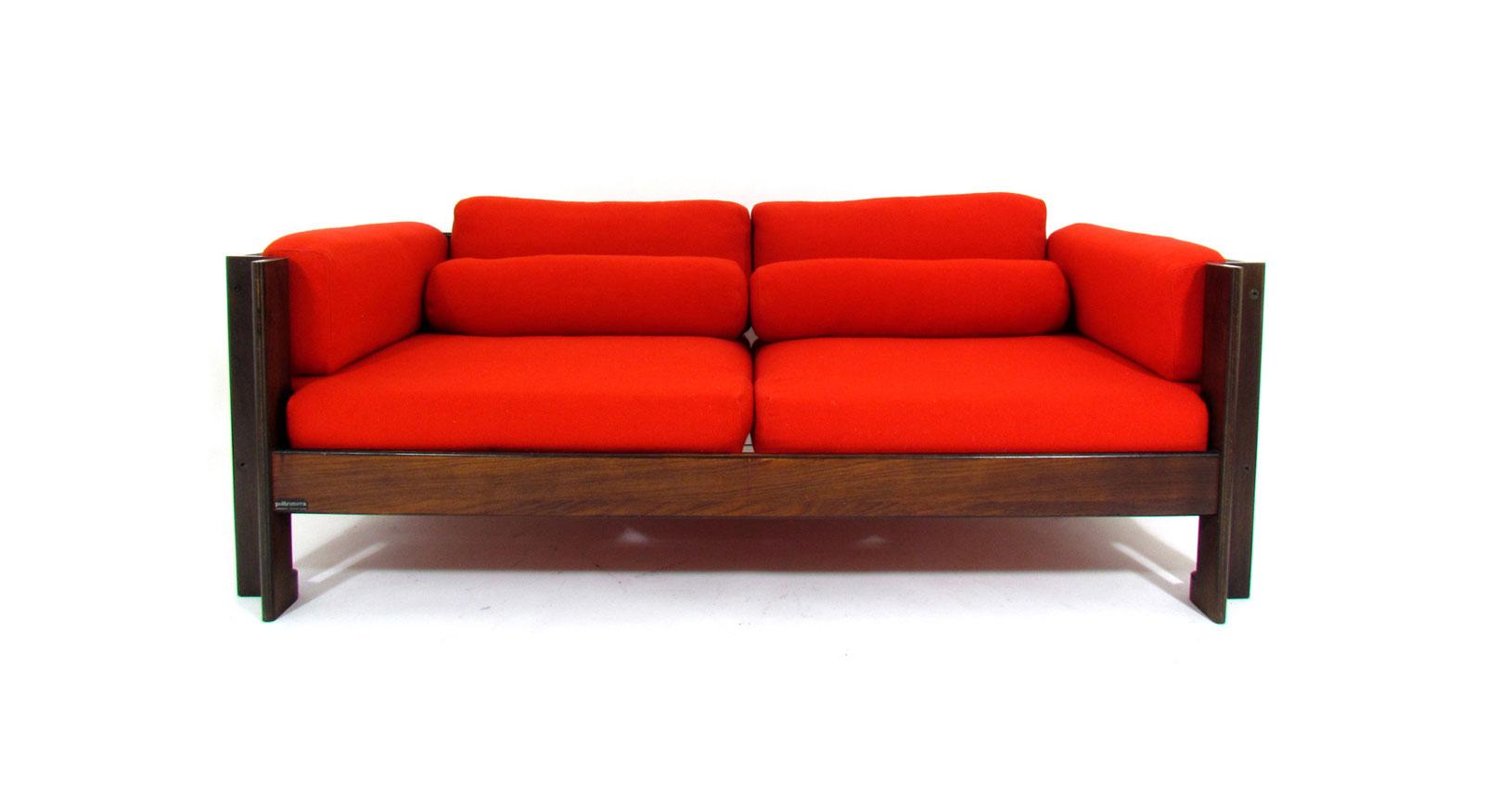 zelda sofa divano poltronova sergio asti
